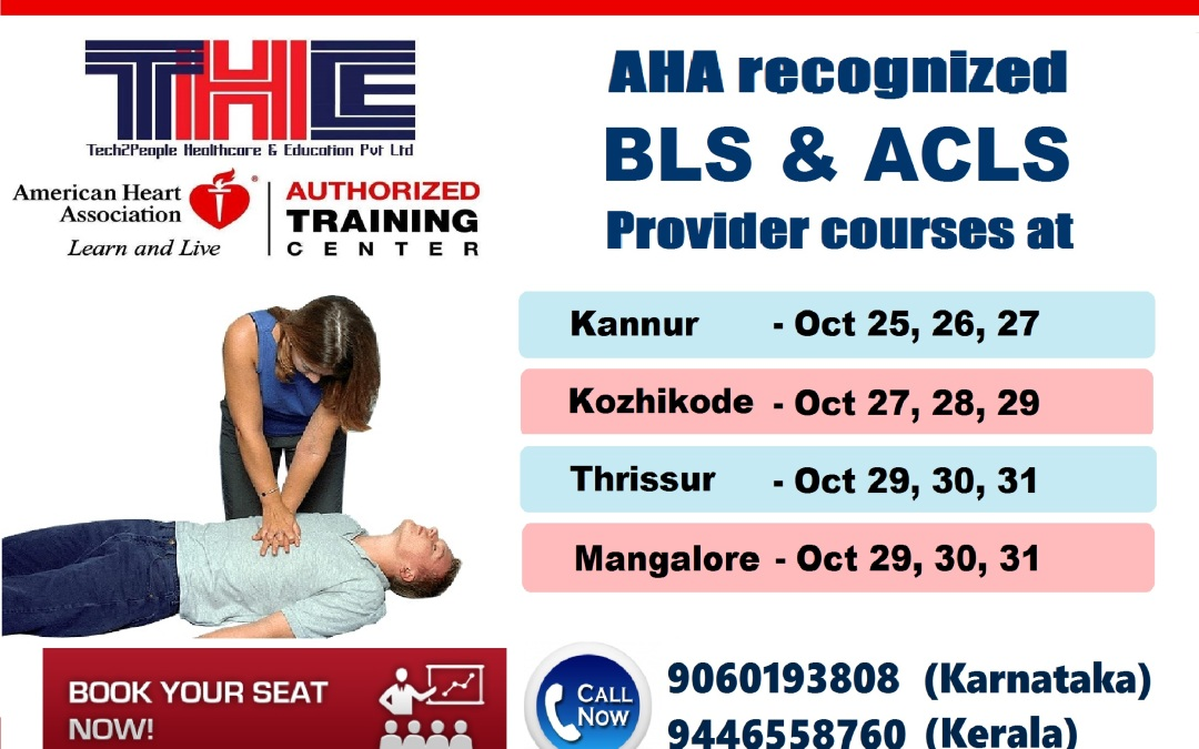 BLS ACLS Course